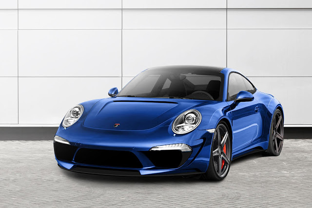 ok ok no TopCar new Wide body Kit for Porsche 991 Carrera 4/4S