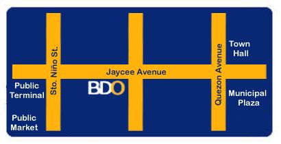 Banco de Oro BDO Midsayap North Cotabato Philippines