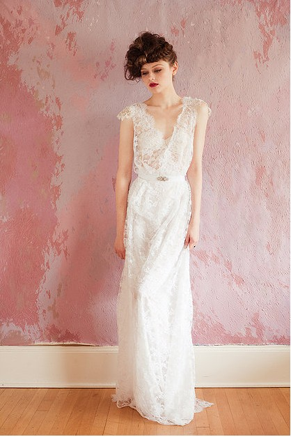 Lace Wedding Dresses 2013 From Sarah Seven