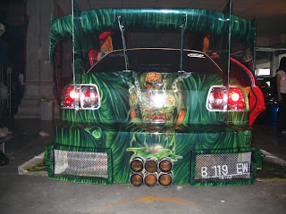car modify art contest 2011 picture