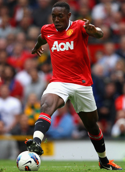 Danny Welbeck 2011, Welbeck really enjoy working with Owen
