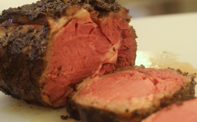 a sous vide diary rib eye roast the food canon inspiring home cooks. Black Bedroom Furniture Sets. Home Design Ideas