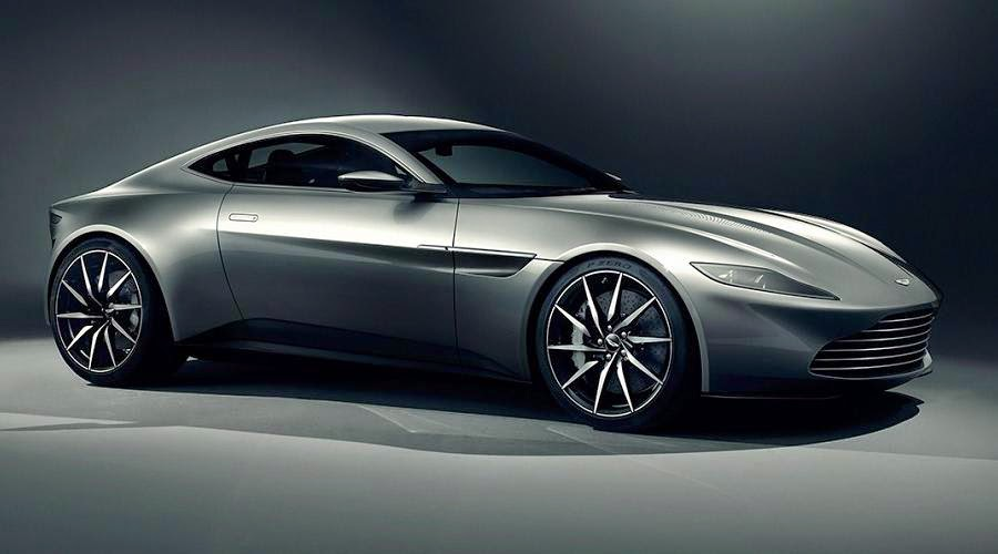 Aston Martin DB10 (2015) Front Side