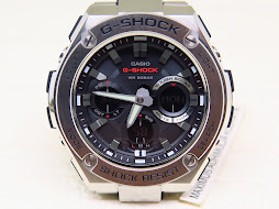 CASIO G-SHOCK GST-S110D-1ADR - ANALOG DIGITAL