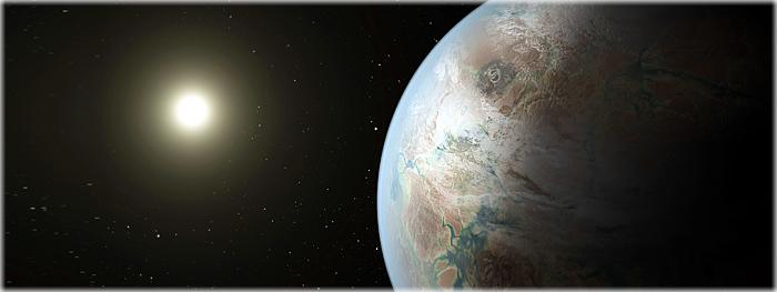 planeta irmão gêmeo da Terra