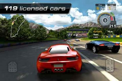 download free iphone games - download GT Racing Motor Academy free