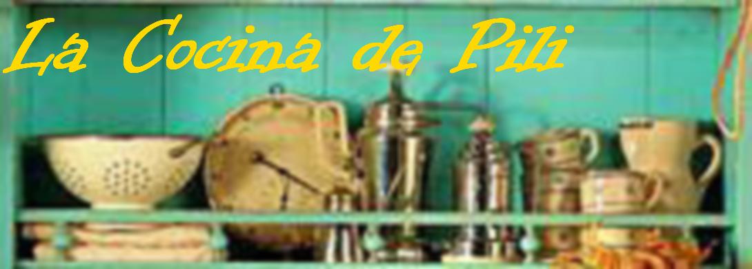 La cocina de pili