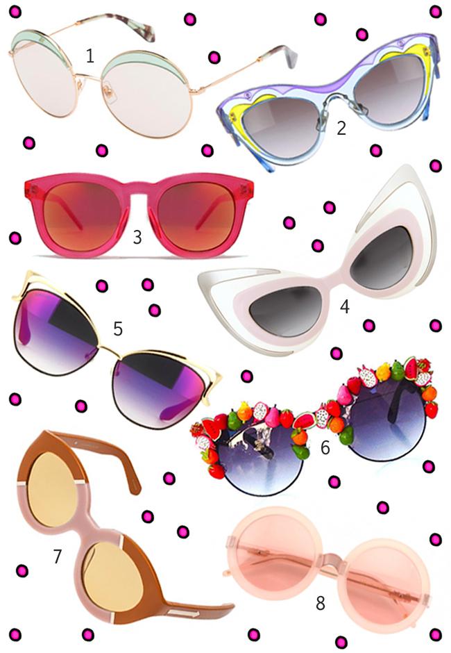 sunglasses, ss 2015, eyewear