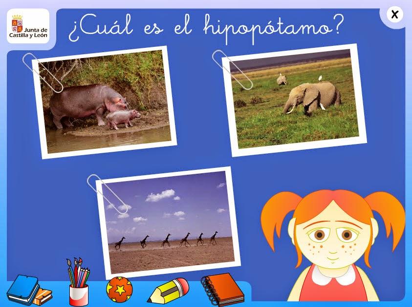 http://www.educa.jcyl.es/educacyl/cm/gallery/Recursos%20Infinity/aplicaciones/animales/delejos1_nivel1.html