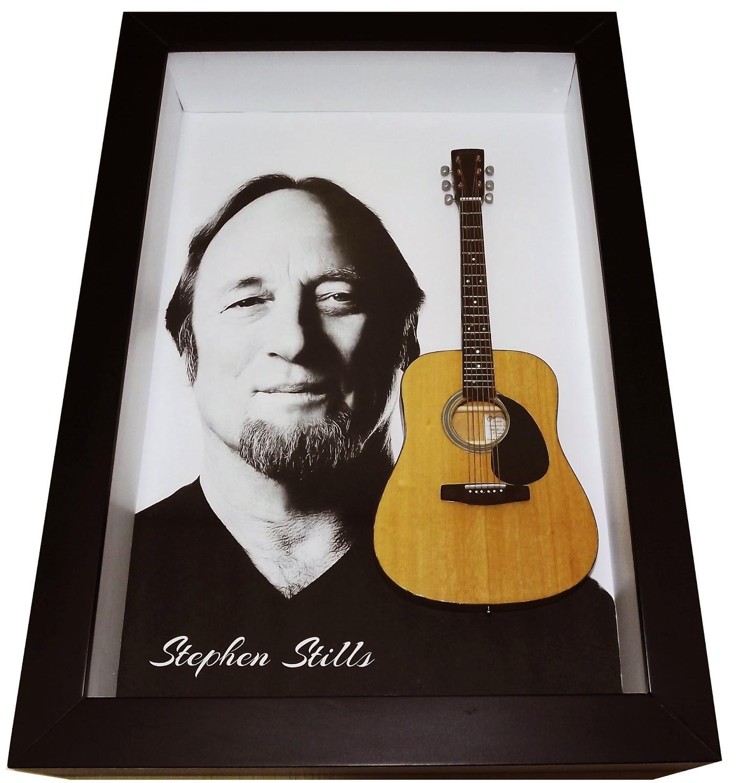 Violão Martin D28 Stephen Stills