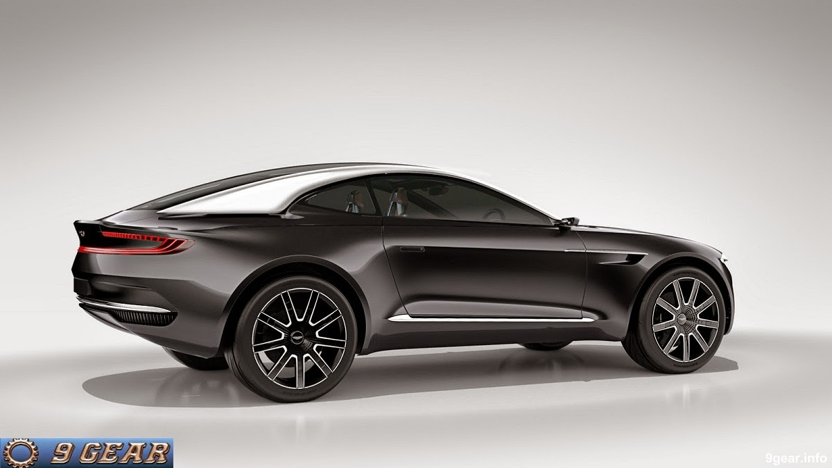 2015 aston martin dbx crossover concept revealed car reviews new car pictures for 2018 2019. Black Bedroom Furniture Sets. Home Design Ideas