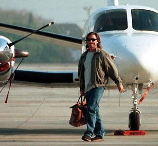Celebrity Pilots Pix Magazine