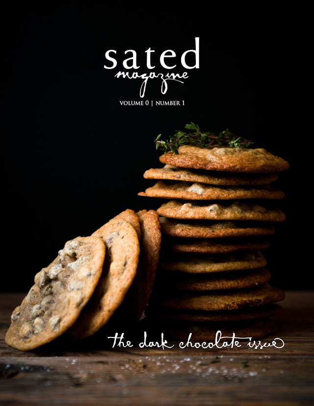 get sated, issue 1