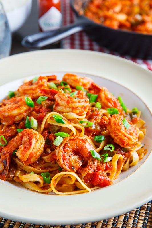 Shrimp creole pasta recipes