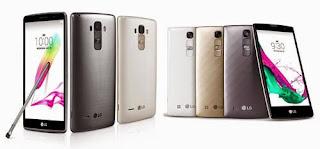LG G4 Stylus and G4c