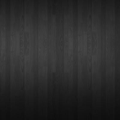 Black Hardwood iPad Wallpaper