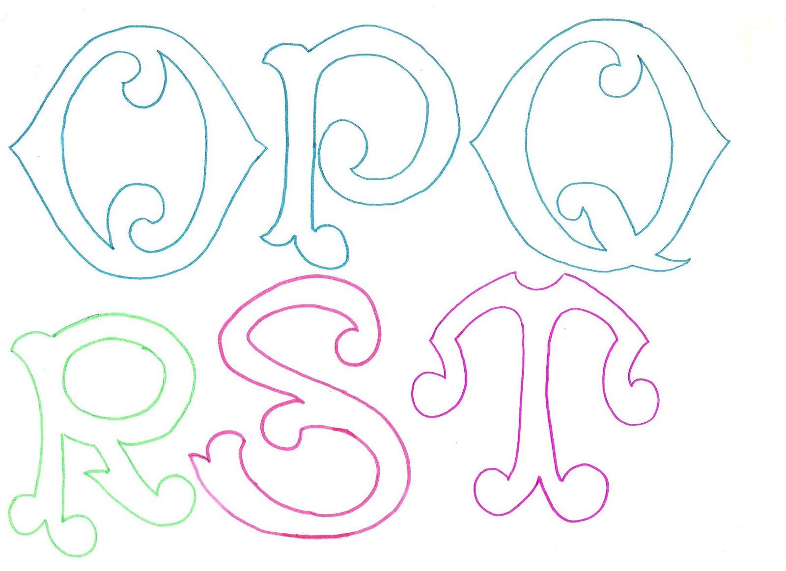 Letras raras para carteles imagui - Letras para letreros grandes ...
