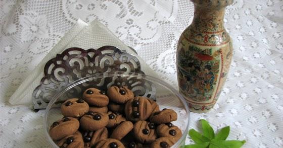 Resep dan Cara Membuat Kue Kering Coklat | Cara Membuat Kue, Bolu ...
