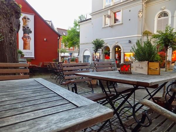 Hambourg Hamburg Blankenese Treppenviertel restaurant tapas Filon