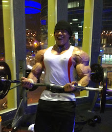 INdonesian Bodybuilding
