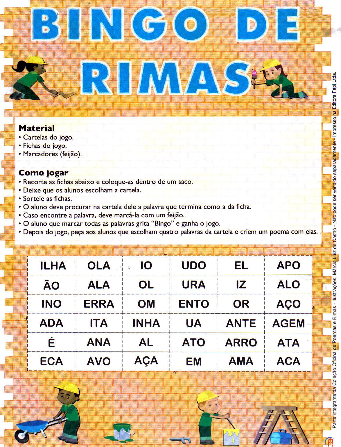Bingo infantil apps directories