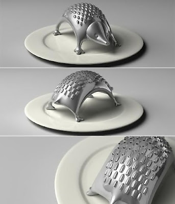 Modern Graters and Innovative Cheese Grater Designs (20) 6