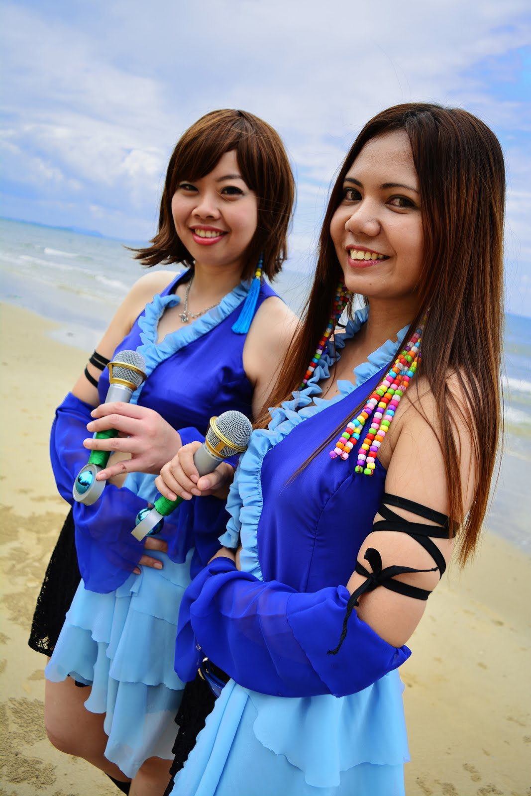 Yuna & Lenne - Final Fantasy X2
