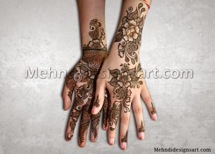 Bridal Mehndi Training : Top class bridal mehndi designs by artists ~ my all styles