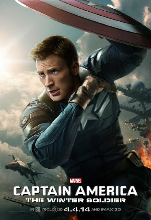 Captain America The Winter Soldier (2014) BluRay 720p Full Movie + Subtitle Indonesia