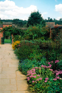 Chartwell, garden, Churchill, Kent, Britain