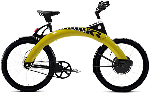 PiCycles hybrid bike by Kenny Roberts