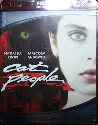 Kinski McDowell hd dvd