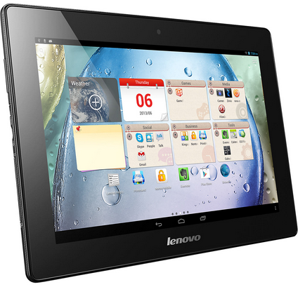 Lenovo IdeaTab S6000 Android