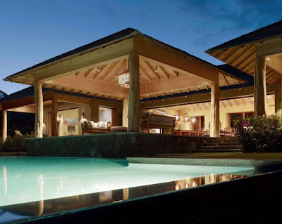 Tropical Classic Hawaiian Descend House 11