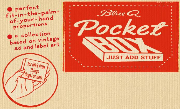 Meow Pocket Boxes