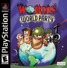 Worms World Party - PS1 - ISOs Download