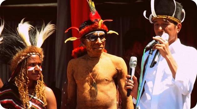 Presiden Jokowi akan Temui TPN-OPM