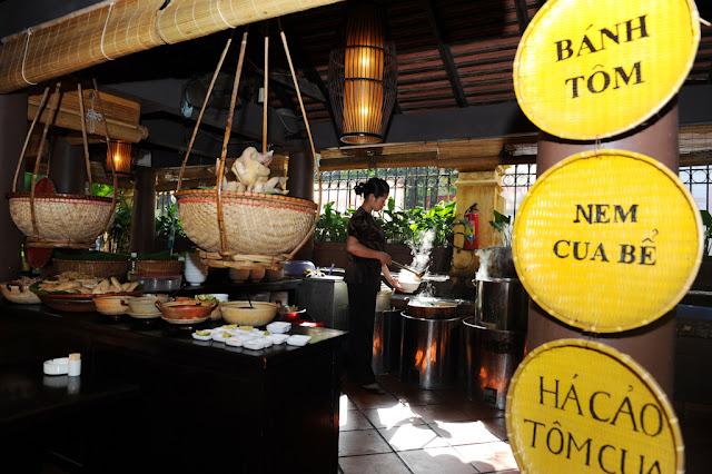 Quan An Ngon Restaurant Hanoi, Vacaciones Vietnam