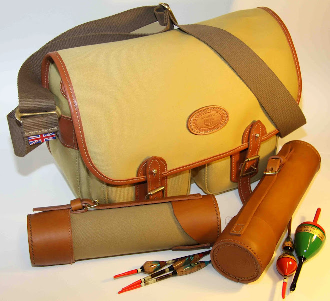Canvas Fishing Bags