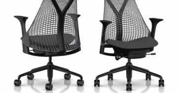 Coleccion sillas de oficina herman miller rfa arquihoy for Sillas para oficina office max