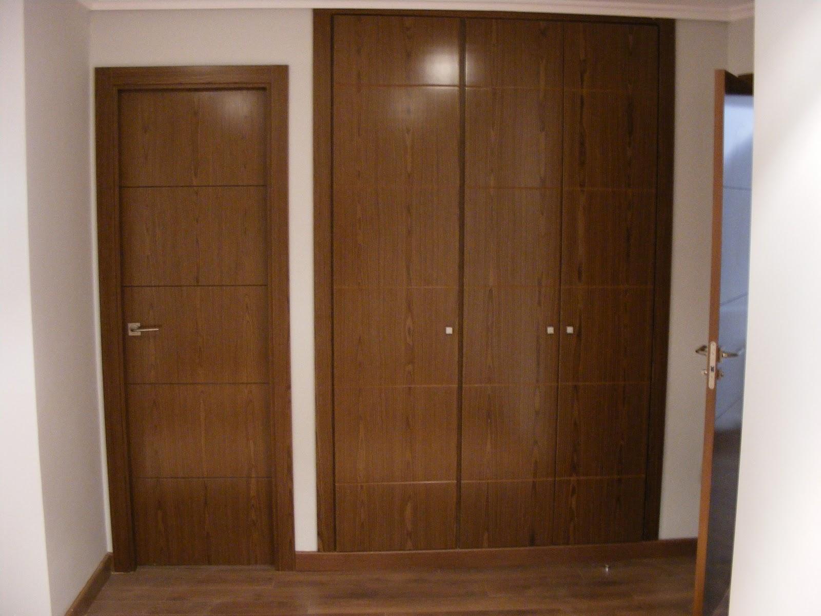 Armarios vestidores puertas y tarimas detalles - Tarimas y puertas ...