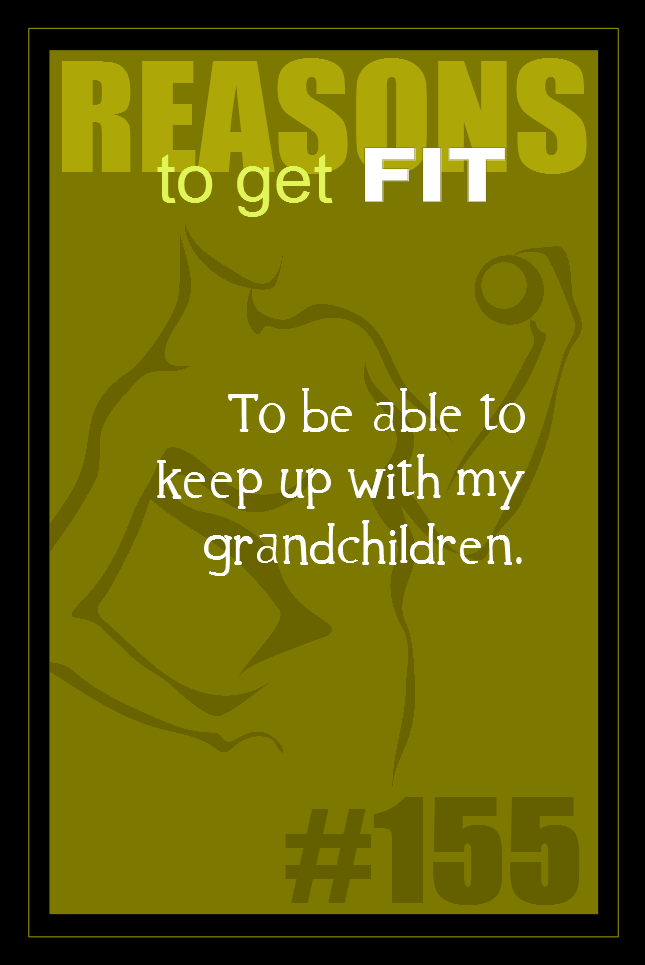 365 Reasons to Get Fit #155