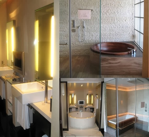 Hotel Style Bathroom Designs Ayanahouse