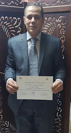 Certidicate of excellence for Dr. Alaa Mosbah
