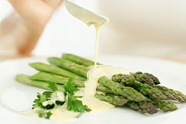 witte asperges gezond