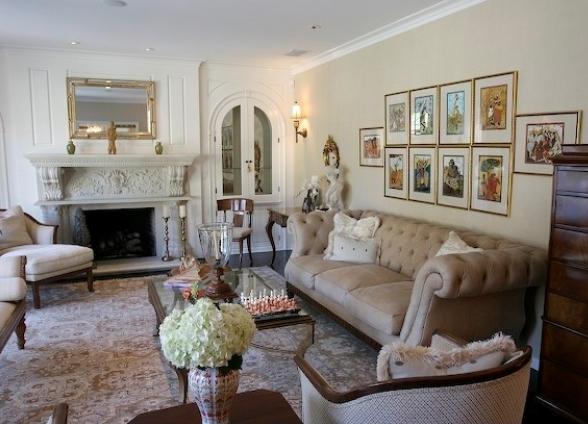 Espacio style el estilo ingl s es sin nimo de elegancia for Renovar salon clasico