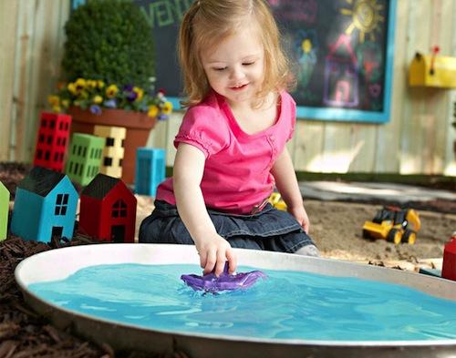 Великолепные идеи для детей на дачном участке.