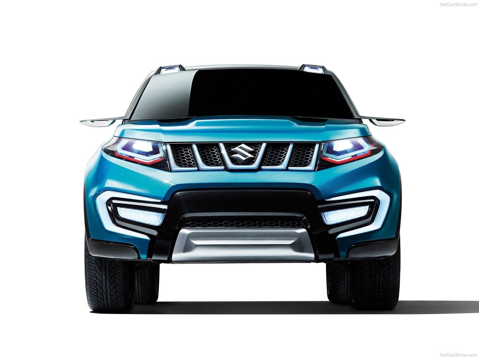 Hình ảnh xe ô tô Suzuki iV-4 Concept 2013 & nội ngoại thất