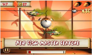 Sushi Chop combo fish