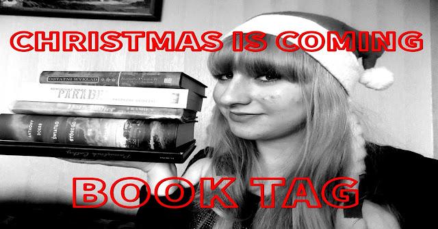 #06 - Christmas Is Coming Book Tag | |  Życzenia świąteczne